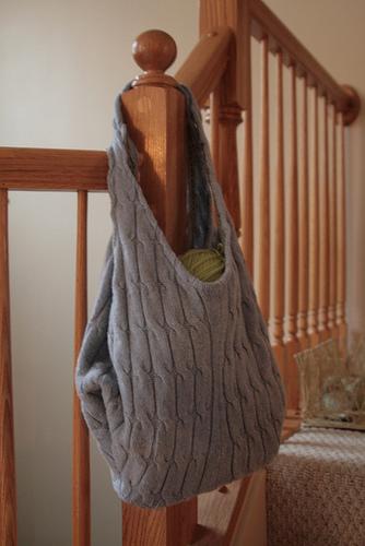 Sweater Bag