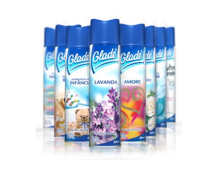 glade aerosol