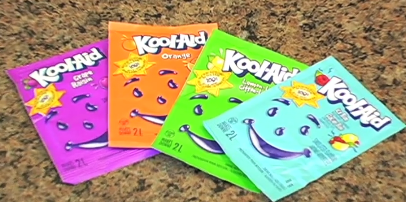 She Mixes Kool Aid With 5 Ingredients And The Result Is