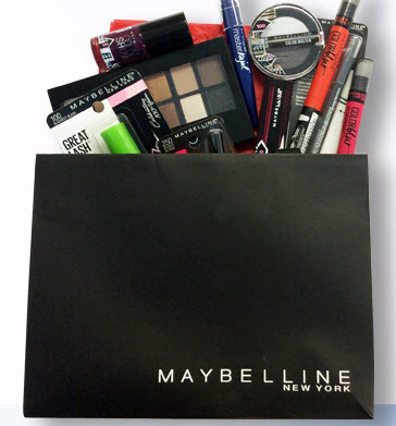 free-maybelline-products