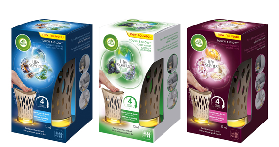 Free Air Wick Touch Glow Rebate