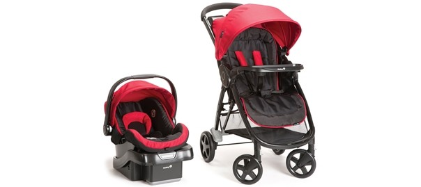 Safety 1st Step Go Stroller