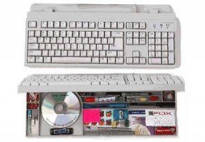 Keyboard-Offers-Storage-Underneath