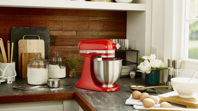 kitchenaidr artisanr mini stand mixer 1 hr