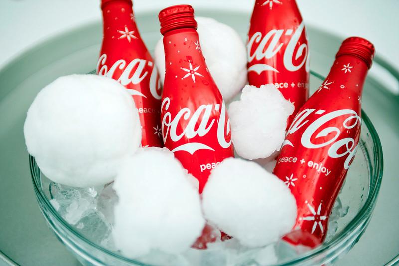 Coca Cola Snowballs