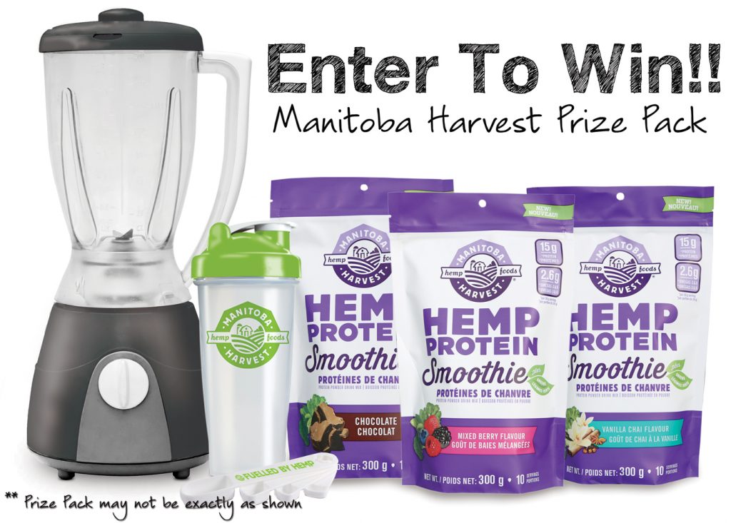 Manitoba Harvest Giveaway