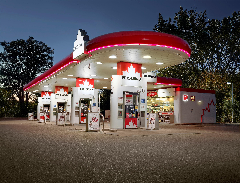 Petro Canada Gas Station 6