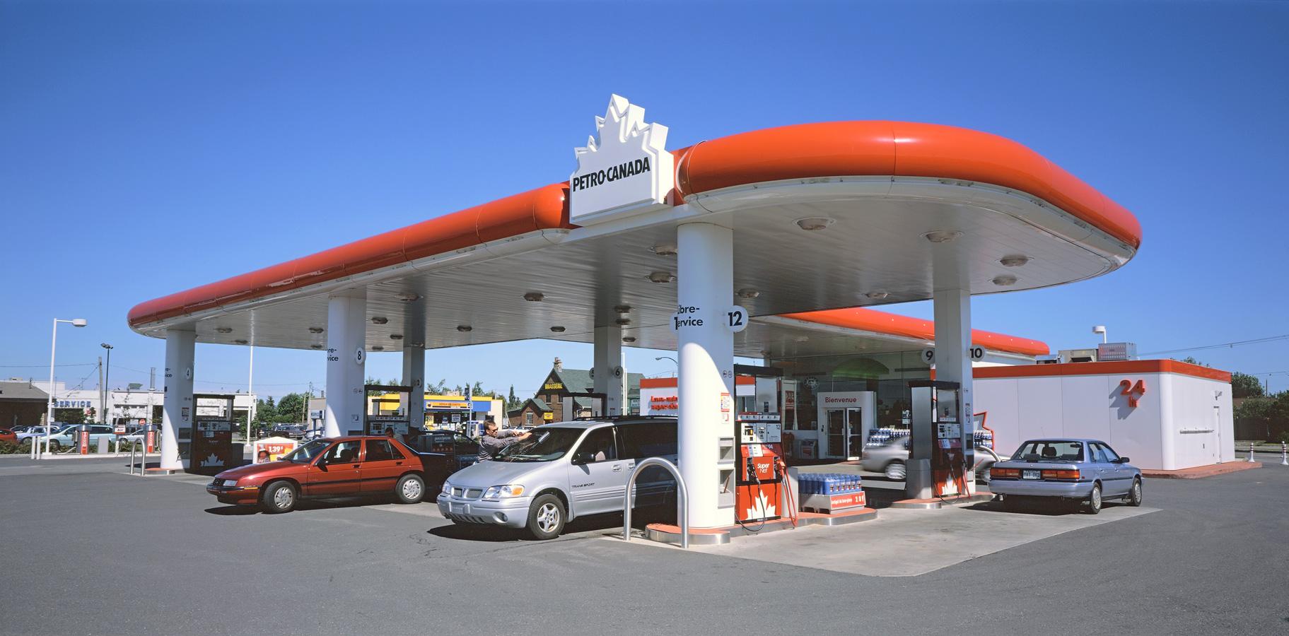 Petro Canada Retail station 25