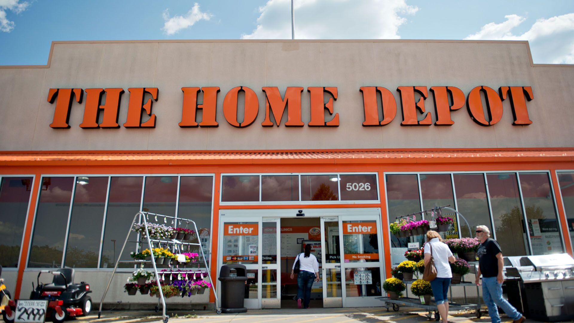 home depot 1