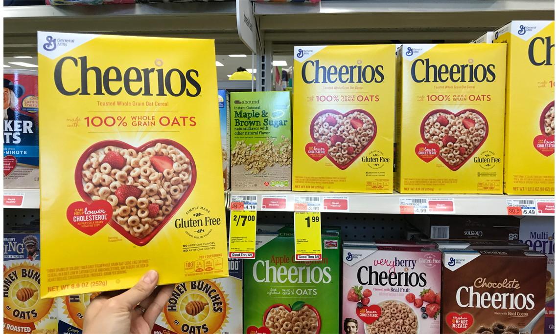 mapple cheerios