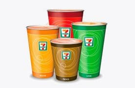 FREE Coffee from 7-Eleven