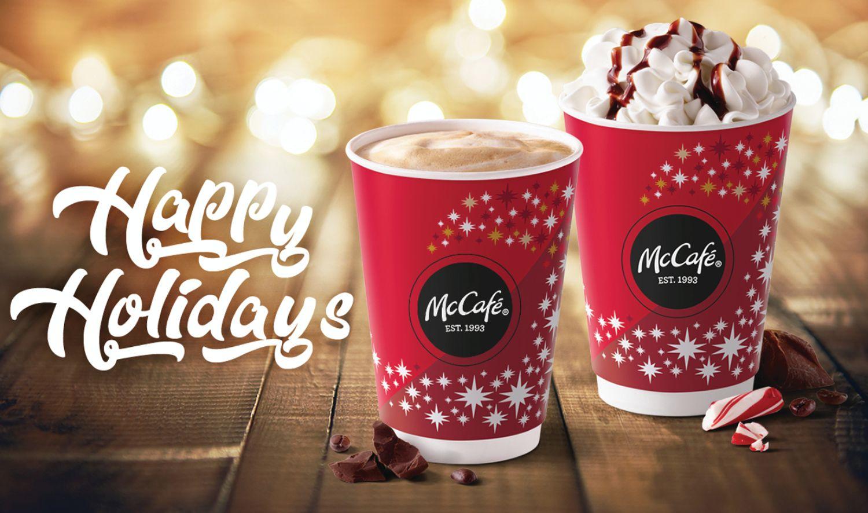 McCafe Seasonal Favorites Return to McDonalds