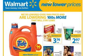 Walmart Coupons For Canada 2018 : Mailed and Printable