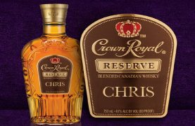 FREE Personalized Crown Royal Labels!