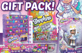 Win an amazing Shopkins pack