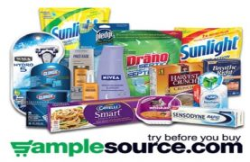 Your SampleSource Autumn Sample Box Soon AVAILABLE!!!