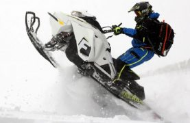 WIN a $24,000 Ski-Doo snowmobile