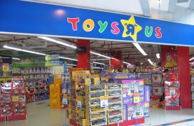 2 $ 500 Toys'R'U Gift Cards to WIN