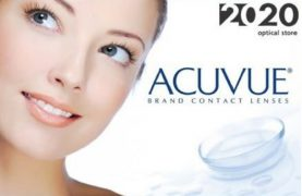 FREE Acuvue Contact lenses!