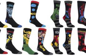 FREE Avengers Infinity War Socks