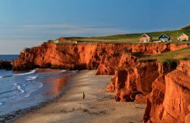 WIN a trip for 2 to the Magdalen Islands