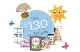 FREE Nestlé Baby Pack