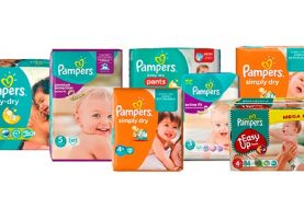 FREE Pampers products!