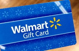 500$ Walmart gift card to WIN!