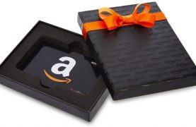 WIN a $ 750 Amazon Gift Card