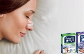 Breathe Right Nasal Strips free sample