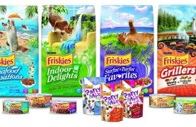 WIN a Years Supply of Friskies!