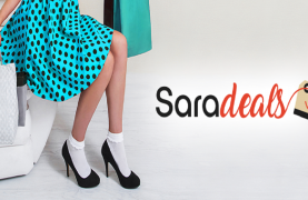 -50% off all Saradeals.com Products