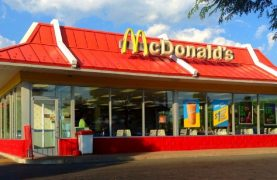 A $ 50 McDonald's Gift card to WIN!