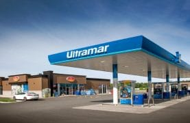 FREE Ultramar Gas Discount Card