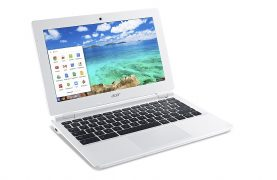 Win a laptop Acer Chromebook 11