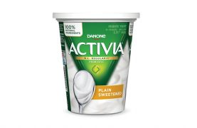 FREE Activia yogurt in large size (650 g)
