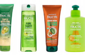 WIN 1 of 5 Garnier Gift Basket and $800 Holiday