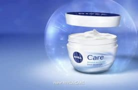 FREE Nivea Care skin cream