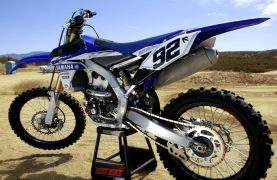 Win a Yahama YZ450 of $ 10499
