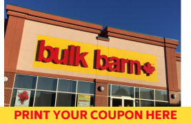 Bulk Barn Coupon – Save $3 off your Purchase