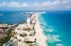 WIN a vacation for 2 all inclusive in Cancun