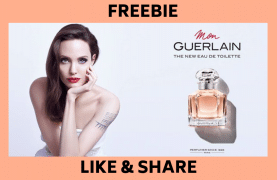 FREE fragrance sample from Guerlain