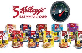 FREE $5.00 Gas Gift Card! Hurry!