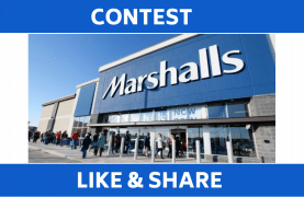 WIN a $1000 Marshalls Gift Card & more !