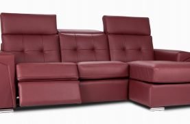 WIN a 3-seat Reclining Modular Sofa worth $ 1599