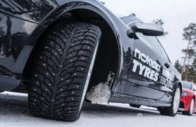 $ 10,000 worth of Nokian tires to win