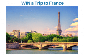 WIN a Trip to France