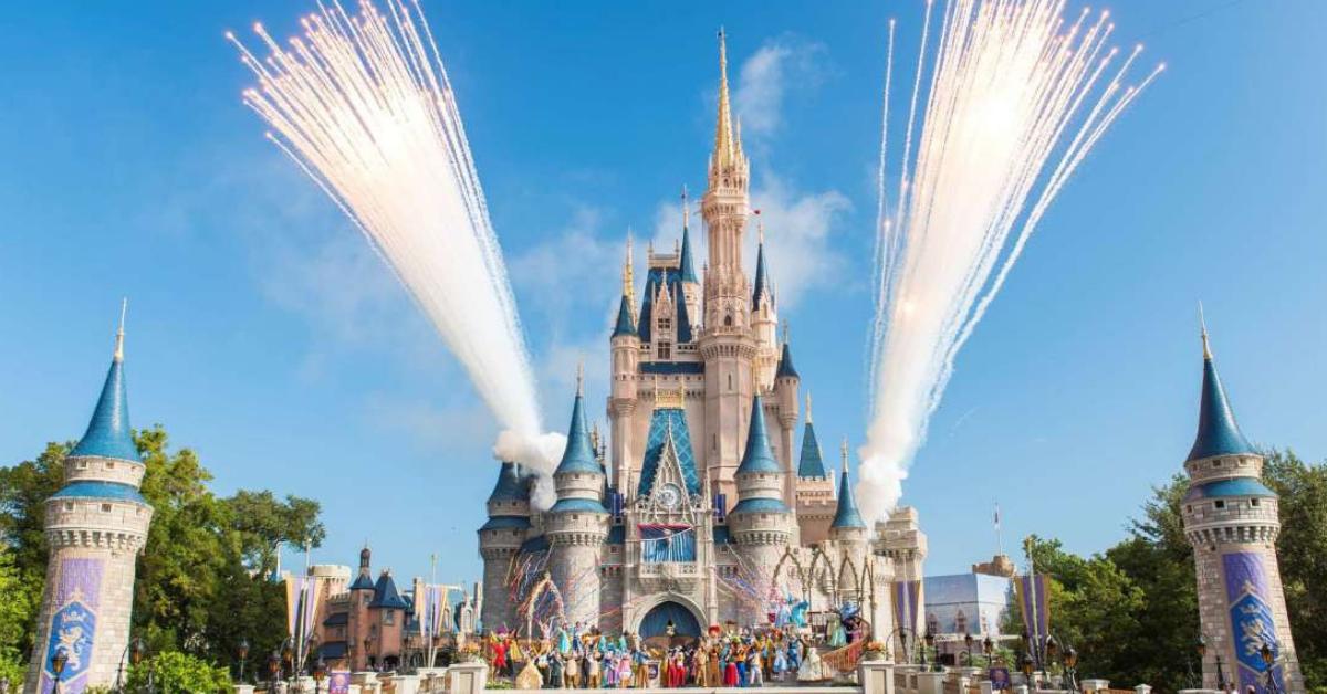 trip to Walt Disney World in Orlando