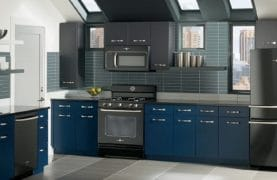 WIN a GE appliance kitchen suite (valued $8,250$)