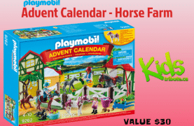 Advent Calendar Playmobil to WIN